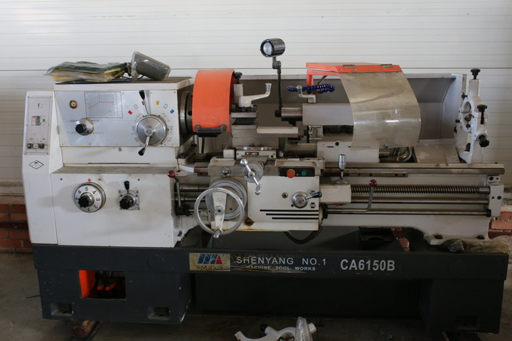 Turning lathe CA6150B