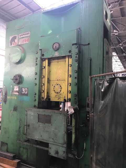 Cold extrusion press KB0034
