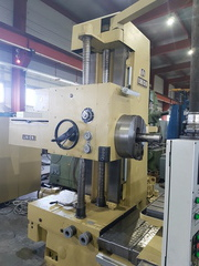 Horizontal boring machine UNION BFT-90/3 with DRO