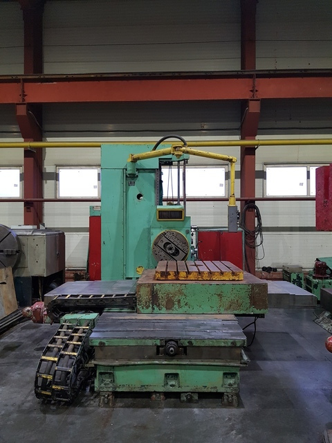 Horizontal boring machine 2A620-1