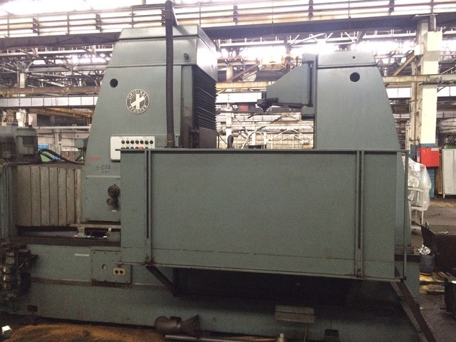 Gear Hobbing Machine Pfauter P1501