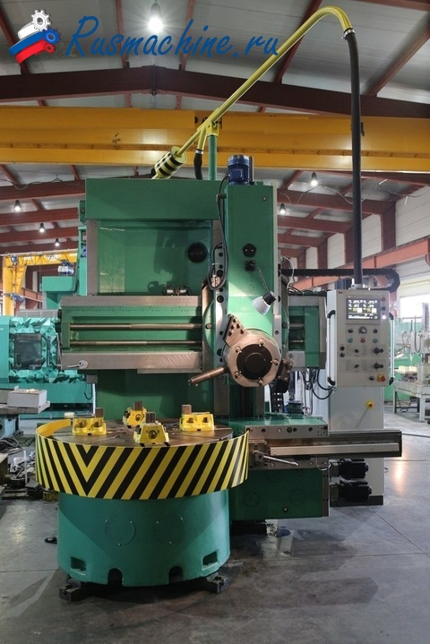 Vertical turning lathe 1516F1 with DRO
