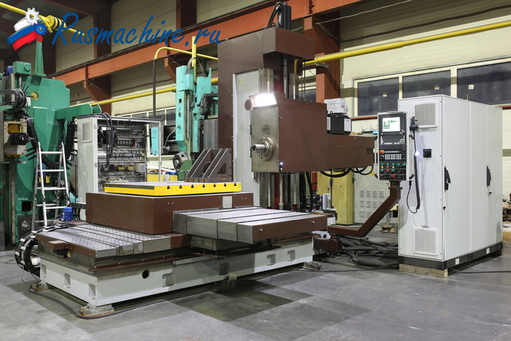 CNC Horizontal boring machine 2A622F4