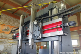 Vertical turning lathe 1L532F3 with CNC