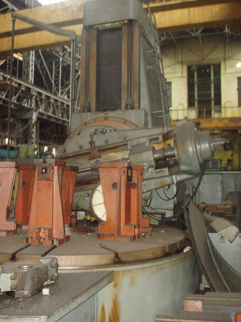 Gear Hobber 5343P (Diam. 3150 mm)
